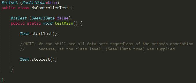 Salesforce Test Coverage