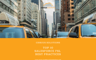 Salesforce Field Service Best Practices