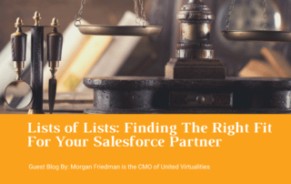 List of Lists Salesforce Partner
