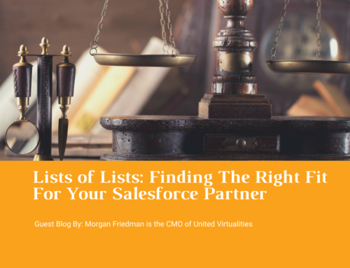 Lists of Lists: Finding The Right Fit For Your Salesforce Partner